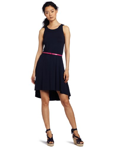 Three Dots Women's Boat Neck Tank Dress