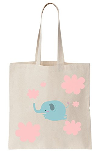 Elephant Dreamy Bag Tote Tiny Canvas nnra5Zq