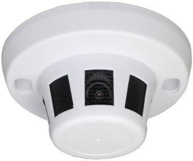 2MP IP Camera in a Smoke Detector