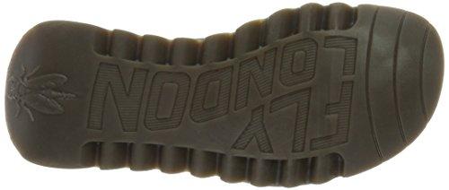Fly Brown 001 Brown Women's Heels London Sandals Dk Tram723fly qr4nrxwB