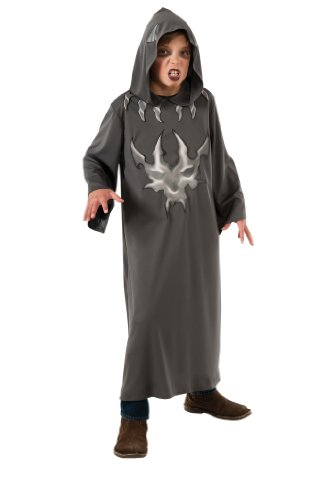 Halloween Concepts Child's Grey Devil Robe, Large (Devil Robe Child Costume)