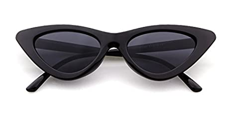111c0cd2c0 Clout Goggles Vintage Cat Eye Sunglasses Mod Style Retro Kurt Cobain  Glasses JUCOO