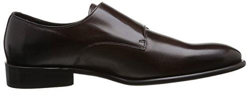 Florsheim Curtis - Zapatos de cordones de otras pieles para hombre marrón Marron (Dark Brown Calf) 41 MyOEpQDbDn