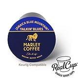 Millstone Coffee Best Deals - Exotic Flavor! 12 Marley Coffee TALKIN' BLUES 100% Jamaica Blue Mountain Limited Edition!