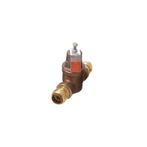 1/2'' EB-45 SharkBite Pressure Regulator, Lead Free (Direct Connectors, 45 psi)