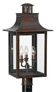 Outdoor Propane Lamp Post in US - 9