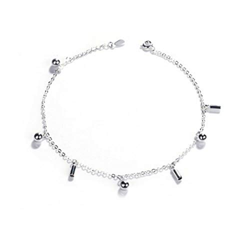 - Barefoot Bracelets Beach Ankle Ankle Chain Bell Anklet Foot Jewelry