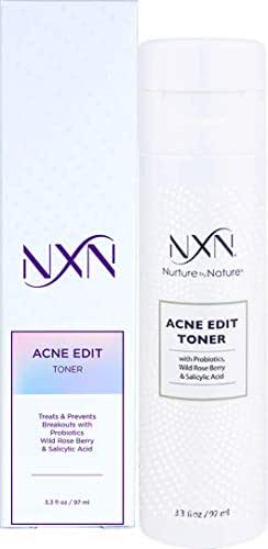 NxN Acne Toner with Probiotics, Multi-Fruit Extracts and Salicylic Acid Alcohol-Free