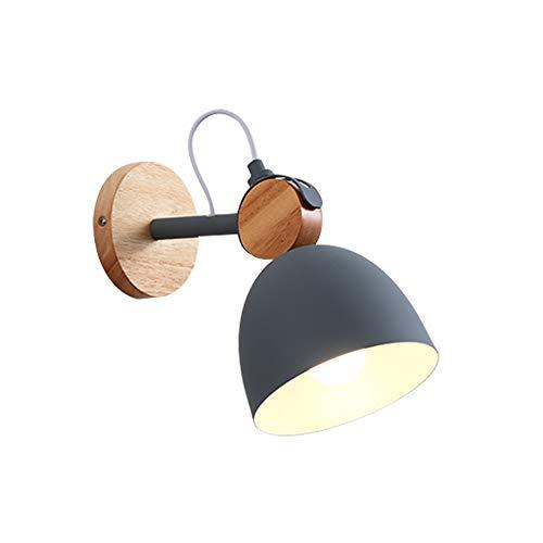 Amazon.com: GL-63596-Grey, Wall Lamp, Contemporary Rotatable ...