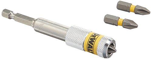 DEWALT - 3 in. Screw Lock Bit Tip Holder Set -