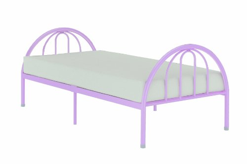 Rack Furniture New Haven Twin Bed,Pink by Rack Furniture