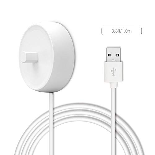 - Electric Toothbrush Charger for Oral-B Series, USB Cable