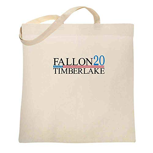 Fallon Timberlake 2016 Presidential Election Funny Natural 15x15 inches Canvas Tote Bag
