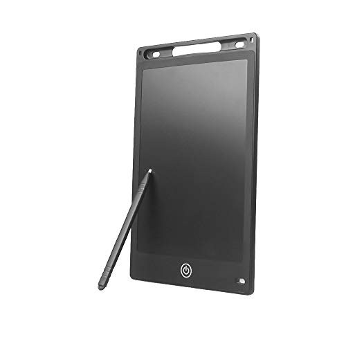 Solovley Newest LCD Writing Tablet 8.5 inch, Electronic Writing Doodle Pad Digital Drawing Board Writer, As Office Whiteboard Bulletin Board Memo Notice and Gifts for Kids -