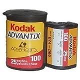 5 Rolls -Pack Kodak Advantix APS 100 Film 25 Exp