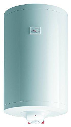 Gorenje Warmwasserspeicher, 30 L, EEK C, emaillierter Innenbehälter, 2 kW, Frostschutz, Thermometer, Kontrollleuchte, druckfest, 1 Stück, weiß, TGR 30 D