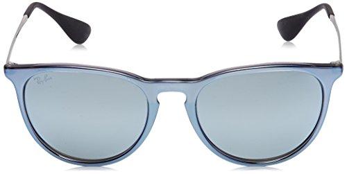 Plata Ray para Mirror Espejada Silver Sun60835A 4171 de Plata sol Grey Silver Ban mujer Mod Gris Gafas rpPqwxrU0