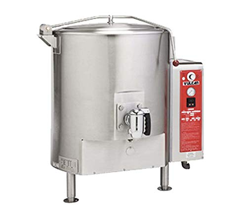 Vulcan GT100E Fully Jacketed Stationary Kettle -