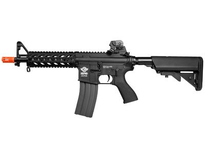 g&g cm16 raider combat machine short - black(Airsoft Gun) by G&G