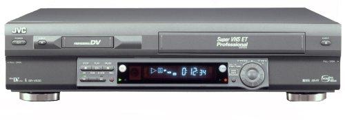(JVC SR-VS30U Dual Format S-VHS & Pro-DV Recorder)