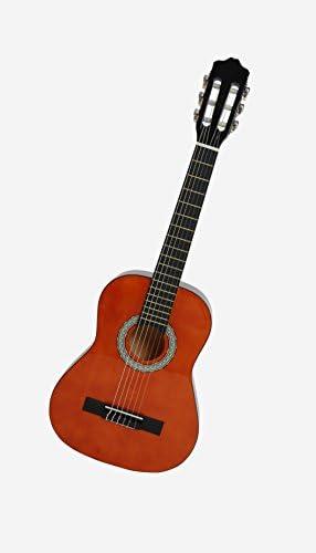 Navarra NV15 - Guitarra clásica, Miel, 1/2: Amazon.es ...