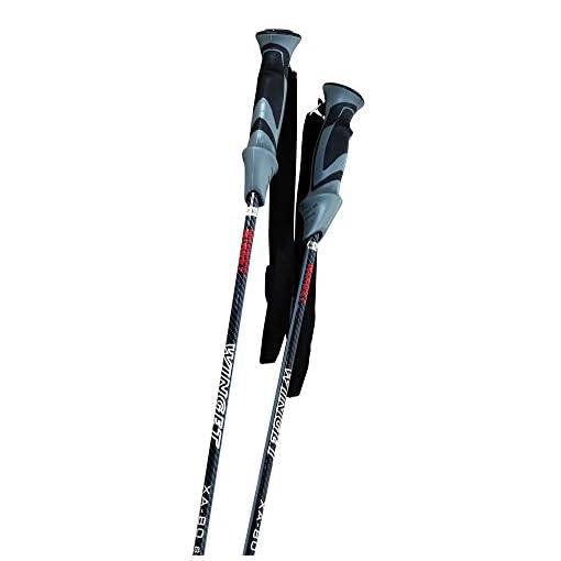 Winget Carbon Fiber Mountain Alpine Ski Poles XA-80