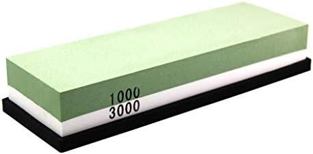 SGMYMX砥石 多彩なコランダム砥石迅速な削りを両面 - 1000および3000サイズは砥石砥石両面 ウェット砥石