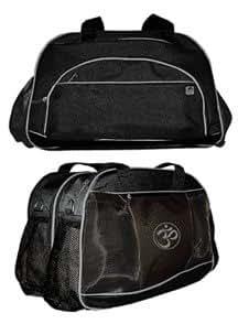 Amazon Com Et All In One Yoga Mat Bag Black Gym Bag