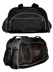 Amazon.com : All-In-One Yoga Mat Bag - Black : Gym Bag