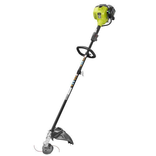 Ryobi ZRRY253SS 25cc 17 in. Full Crank 2-Cycle Straight Shaft Gas String Trimmer (Renewed)