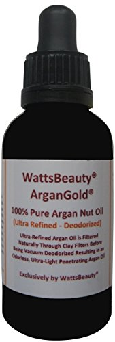 Latest Watts Beauty Ultra ArganGold 100% Certified Pure Arga