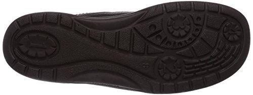 Ganter AKTIV GUIDO, Weite G - zapatos con cordones de cuero hombre marrón - Braun (espresso 2000)