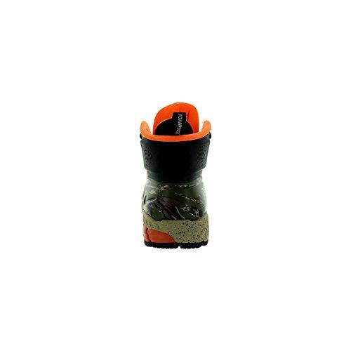 Nike Mens Zoom Mw Posite Zwart / Totaal Oranje / Bmb / Lgn Groene Laars 7 Heren Ons