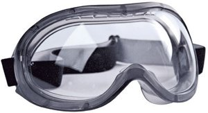 Caspian High Performance Safety Goggles with very tough Polycarbonite Lens JSP