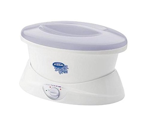 Dr. Scholl's For Her Quick Heat Paraffin Wax Foot Spa