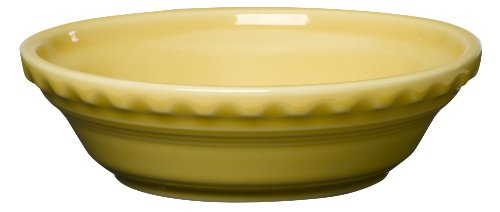 (Fiesta 6-3/8-Inch Small Pie Plate, Sunflower)