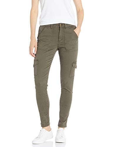 Amazon-Marke: Daily Ritual Damen Stretch Cotton/Lyocell Skinny Cargo Pant