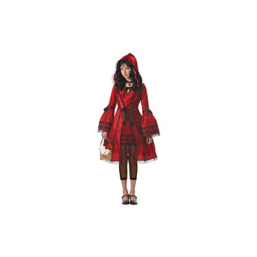 Halloween For Little Costumes Girls Creepy (RED RIDING HOOD CHILD XL)