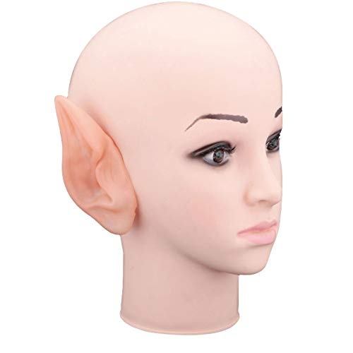 VESSOS Home 2pcs Fake Fairy Elf Ear Spock