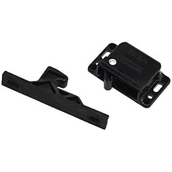 RV Designer H316 Black Push Latch