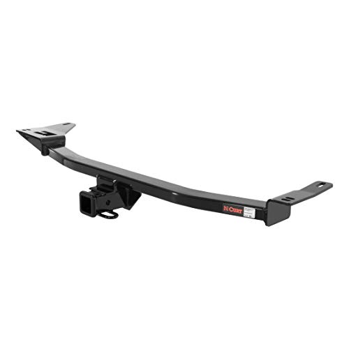 CURT 13542 Class 3 Trailer Hitch, 2-Inch Receiver for Select Ford and Mercury Sedans