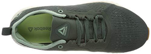 Reebok Multicolore 0 chalkgreen Fitness Da Scarpe Donna industria Flexagon wRgw4