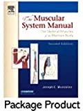 The Muscular System Manual : The Skeletal Muscles of the Human Body, Muscolino, Joseph E., 0323035795