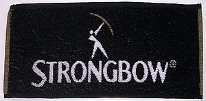 Strongbow Cider Cotton Bar Towel (pp) durable modeling