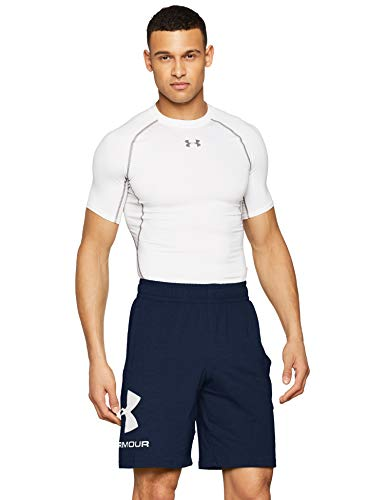 Under Armour – Sportstyle Cotton Logo Shorts, Pantaloncini Uomo