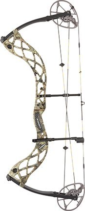 Diamond Deploy SB Compound Bow Package Left hand 70lbs camo
