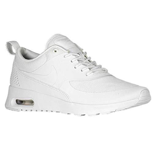 裁量ダウンタウン予測する(ナイキ) Nike レディース ランニング?ウォーキング シューズ?靴 Air Max Thea [並行輸入品]