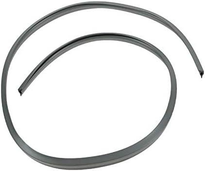 1A Auto Ozone Resistant Rubber Wheel Spoiler Trim Kit for 74-81 Pontiac Trans Am