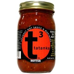 Tatanka 3 Hotter Hot Sauce - (2 Pack)