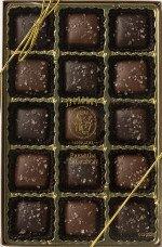 Spokandy 15 Piece Premium Boxed Chocolate Assortments (Seasalt Caramels) (Halloween Stores New York)